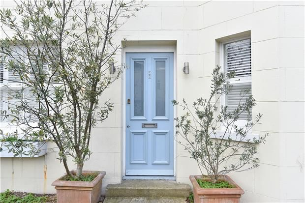 Thumbnail Flat for sale in Althorp Road, London