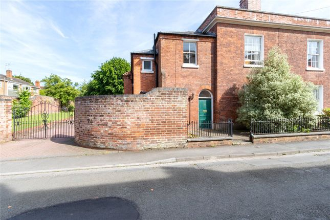 Thumbnail Semi-detached house for sale in Green Hill, London Road, Worcester, Worcestershire