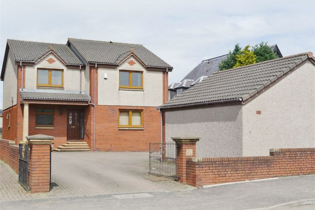 Thumbnail Detached house for sale in 9A Mossgreen, Crossgates, Fife