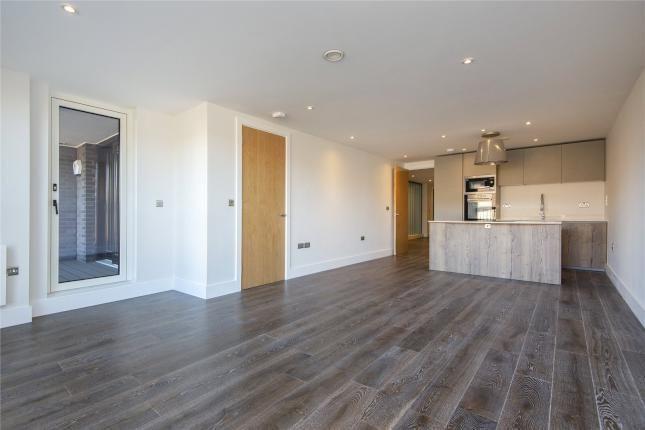 Living Area of Downham Road, London N1