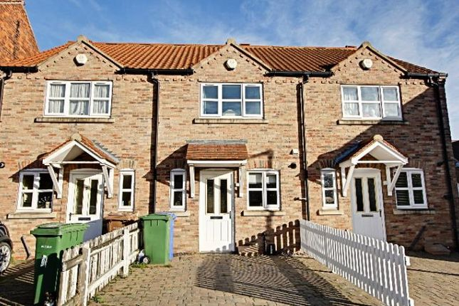 Thumbnail Terraced house to rent in Beck Lane, Keyingham, Hull
