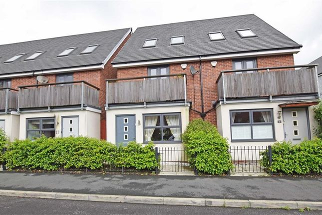 Thumbnail Semi-detached house for sale in Highmarsh Crescent, West Didsbury, Manchester