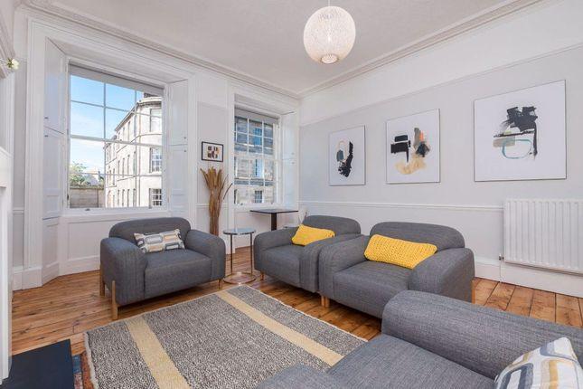 Thumbnail Flat to rent in St Stephen Street, Stockbridge