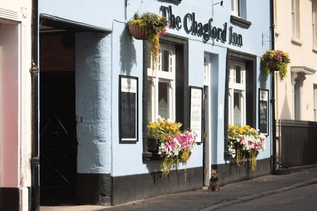 Pub/bar for sale in Mill Street, Chagford, Newton Abbot