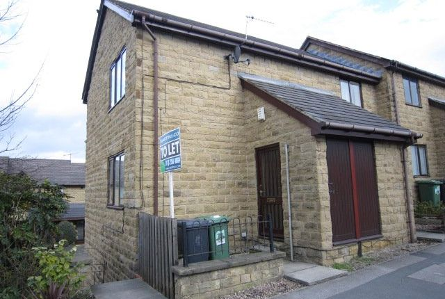 Thumbnail Flat to rent in Town Street, Rodley, Leeds