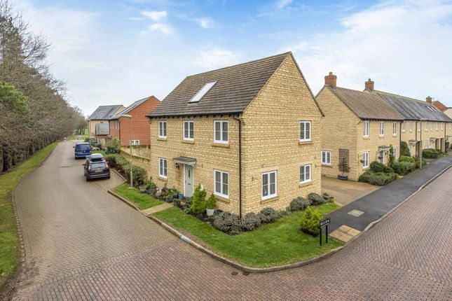 Thumbnail Detached house to rent in Eynsham, Oxford