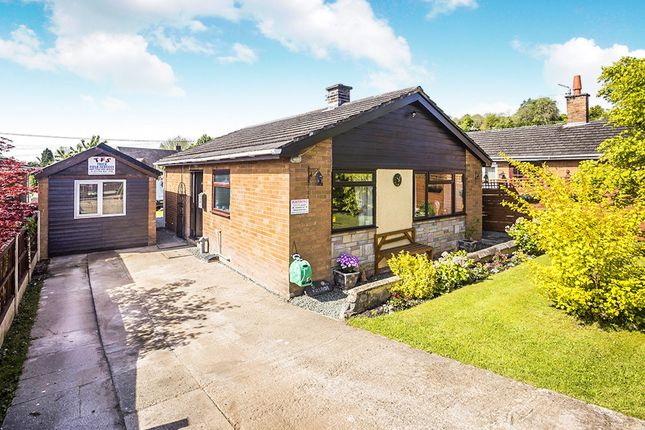 Thumbnail Bungalow for sale in Hillside, Pant, Oswestry, Shropshire