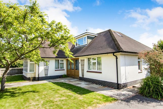Thumbnail Detached bungalow for sale in Green Lane, Skegness