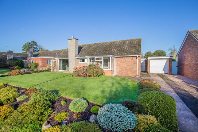 Thumbnail Bungalow for sale in Clyst Valley Road, Clyst St. Mary, Exeter