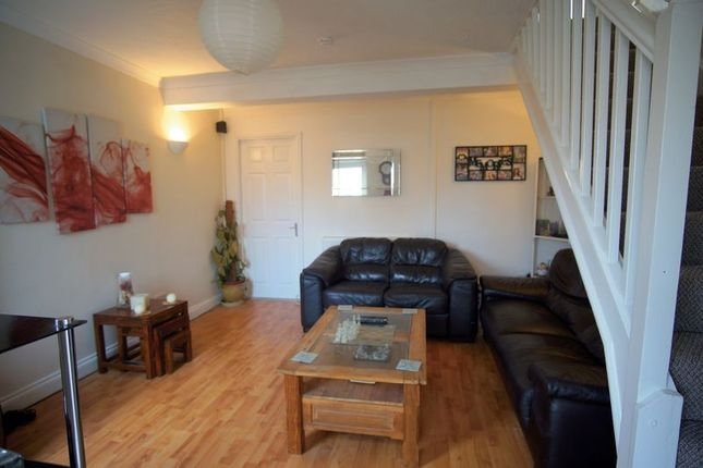 Thumbnail Terraced house to rent in Squirrel Close, Quedgeley, Gloucester