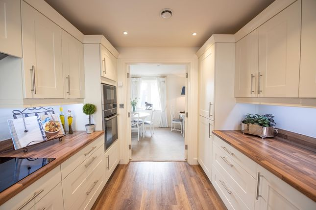 Thumbnail Flat for sale in 5 Connolly Lodge, Gallagher Square, Warwick
