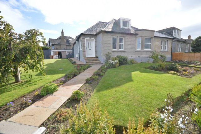Thumbnail Bungalow for sale in 25 Caiystane Crescent, Edinburgh