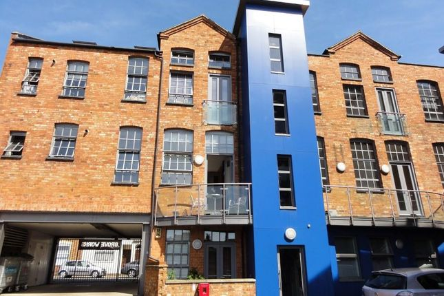 Thumbnail Flat for sale in Clare Street, The Mounts, Northampton