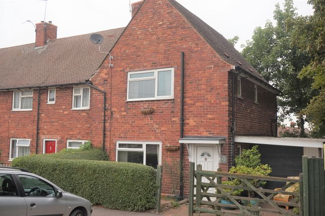 3 bed semi-detached house to rent in Frecheville Street, Staveley, Chesterfield S43