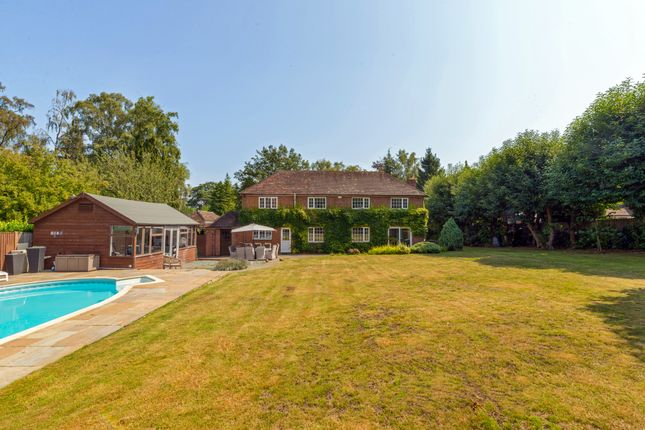 Thumbnail Detached house for sale in Witley, Godalming, Surrey