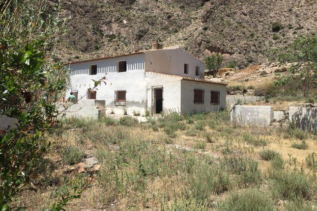 Oria, Almería, Andalusia, Spain