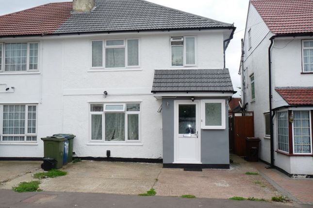 Thumbnail Semi-detached house for sale in Cullington Close, Harrow
