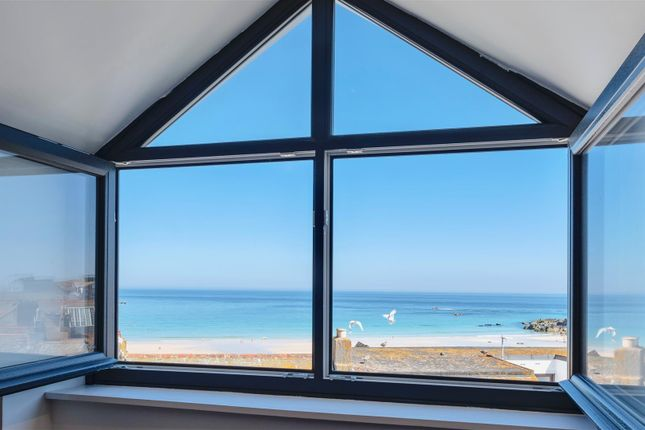 Thumbnail Terraced house for sale in The Meadow, St. Ives
