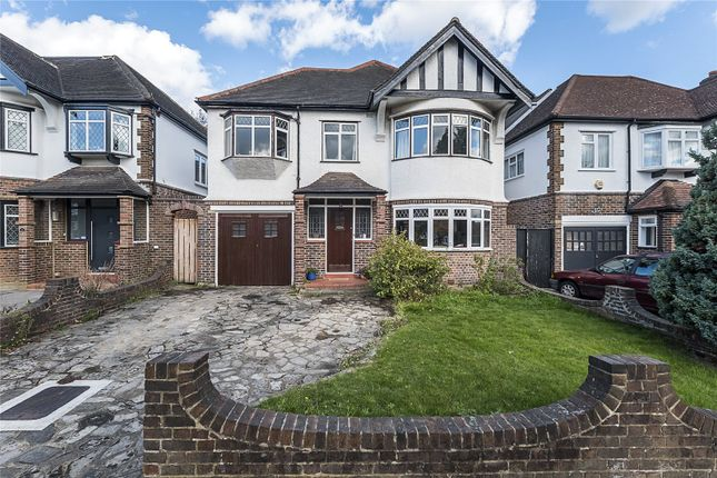 Detached house for sale in Pine Walk, Surbiton