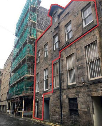 Thumbnail Office for sale in 25A Thistle Street South West Lane, Edinburgh