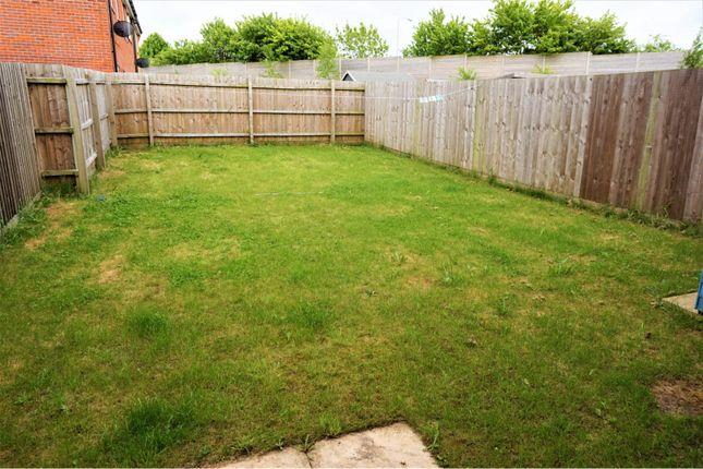 Garden of Carnelian Drive, Sutton-In-Ashfield NG17