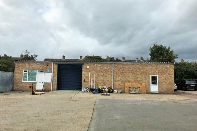 Thumbnail Industrial to let in Radley Road, Abingdon