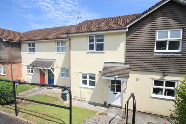 Thumbnail Terraced house for sale in Biscombe Gardens, Saltash