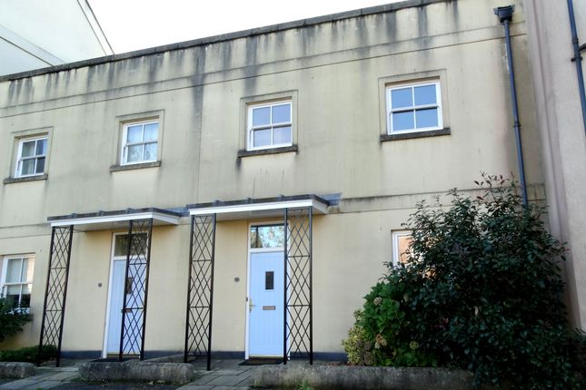 Thumbnail Terraced house to rent in Peverell Avenue West, Poundbury, Dorchester