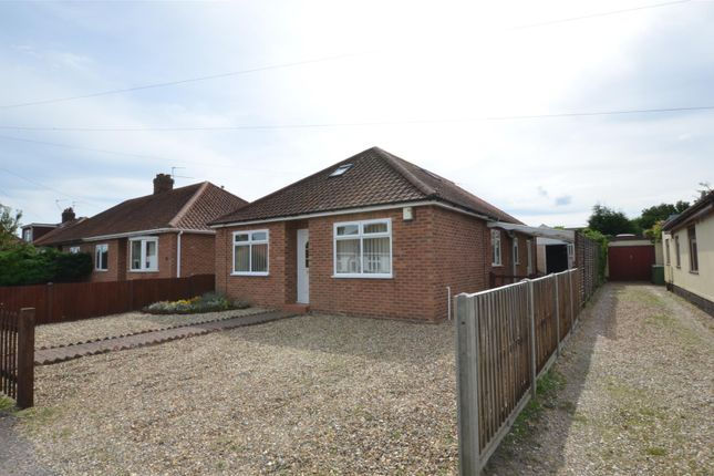 Thumbnail Detached bungalow for sale in Hellesdon, Norwich