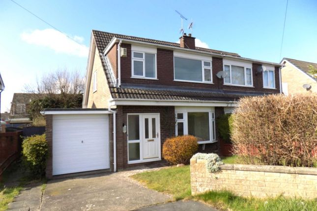 Thumbnail Semi-detached house to rent in Chambers Lane, Mynydd Isa, Mold, 6Uz.