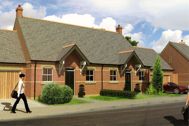 Thumbnail Semi-detached bungalow for sale in The Thoresby, Dormer Woods, Shireoaks Road, Worksop, Nottinghamshire