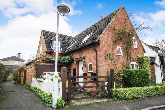 Thumbnail Detached house for sale in Bridgecote Lane, Laindon, Basildon