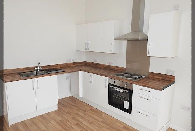 Thumbnail Flat to rent in Hessle Road, Hull
