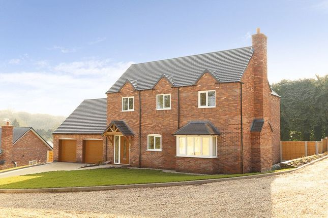 Thumbnail Detached house for sale in Ironbridge Road, Broseley