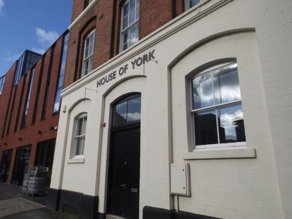 Thumbnail Flat for sale in House Of York, 28A Charlotte Street, Birmingham, West Midlands