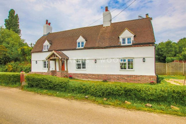 Thumbnail Detached house for sale in Fields Farm Road, Layer-De-La-Haye, Colchester