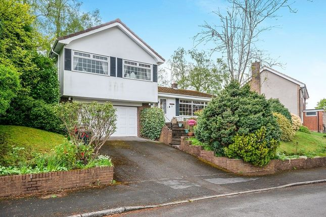 Thumbnail Detached house for sale in Woodland Hills, Madeley, Crewe