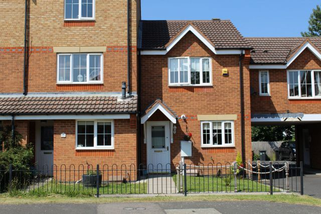 2 bed terraced house for sale in Timken Way, Daventry, Northamptonshire NN11