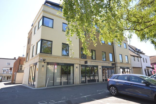 Thumbnail Flat for sale in Castle Bailey, Colchester