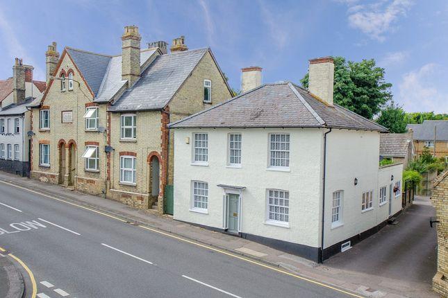 Thumbnail Detached house for sale in Baldock Street, Royston, Royston