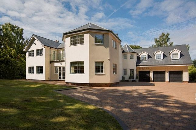 Thumbnail Detached house for sale in Caldy Road, Caldy, Wirral