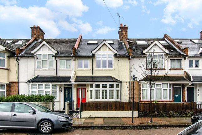 Thumbnail Terraced house to rent in Tranmere Road, Earlsfield