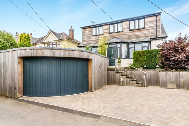 Thumbnail Detached house for sale in Haye Road South, Elburton, Plymouth