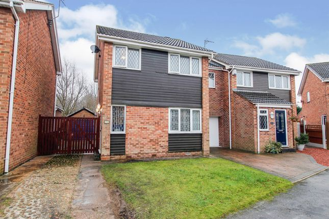 Thumbnail Detached house for sale in Grampian Way, Thorne, Doncaster