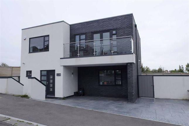 Thumbnail Detached house to rent in Romilly Park Road, Barry, Vale Of Glamorgan