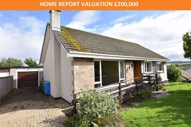 Thumbnail Detached bungalow for sale in Muirden Road, Maryburgh, Ross-Shire
