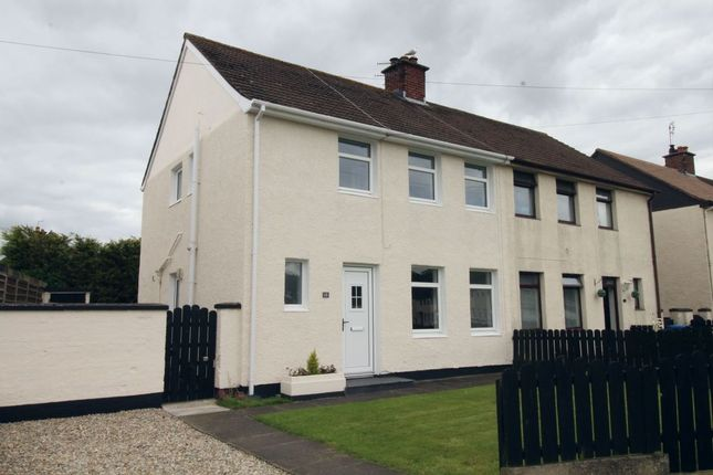 Thumbnail Semi-detached house for sale in Craiglee Way, Newtownards
