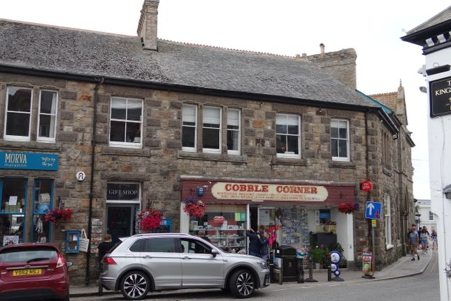 Thumbnail Retail premises for sale in Market Place, Marazion, Cornwall