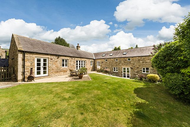Thumbnail Detached house for sale in The Old Stables, Milkwell Lane, Corbridge, Northumberland