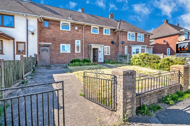 Thumbnail Terraced house for sale in Roebuck Road, Bloxwich, Walsall